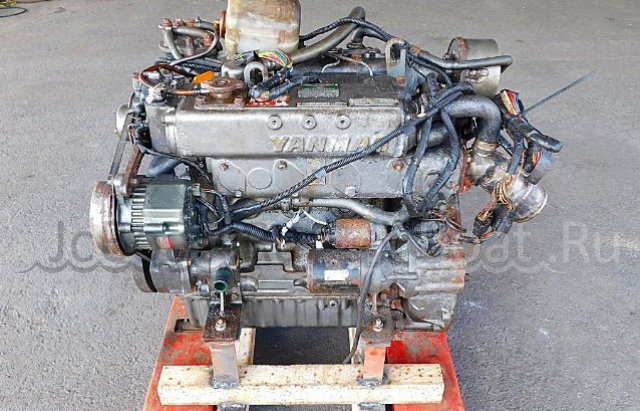 мотор стационарный YANMAR 4JH3ZA 2000 года