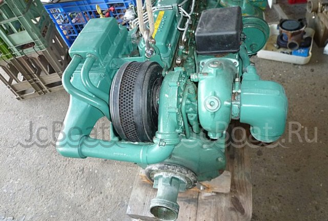 мотор стационарный VOLVO PENTA AD31 2000 года