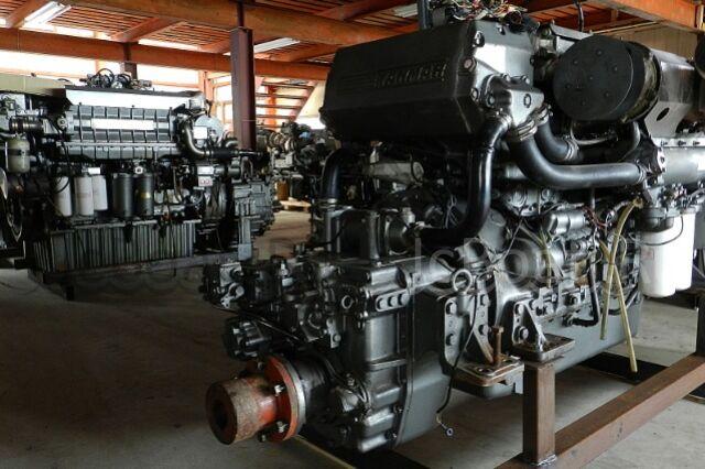 мотор стационарный YANMAR 6KY-ET 2002 года