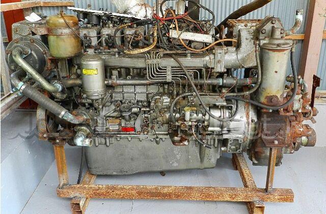 мотор стационарный MITSUBISHI S6MB-MTK-2 2002 года
