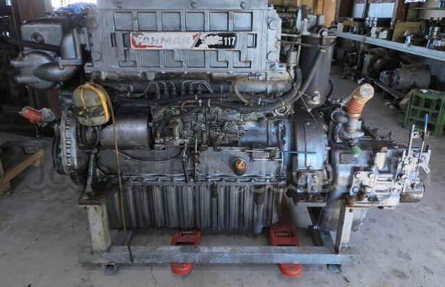 мотор стационарный YANMAR 6GHA-ST 2001 года