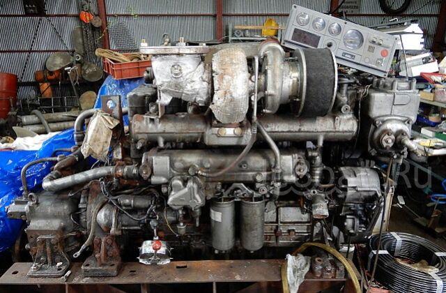 мотор стационарный YANMAR 6KHA-ET 2001 года