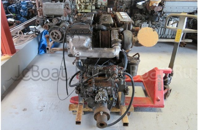 мотор стационарный YANMAR 4CX-ET 2000 года