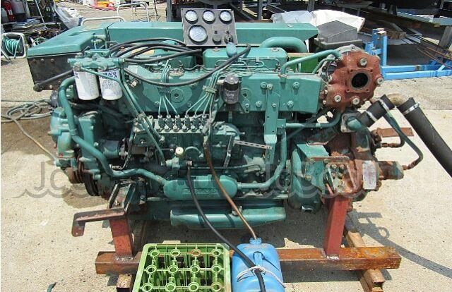 мотор стационарный VOLVO PENTA TAMD71A 2000 года
