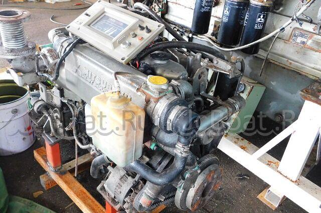 мотор стационарный MITSUBISHI M4J-MTK 2000 года