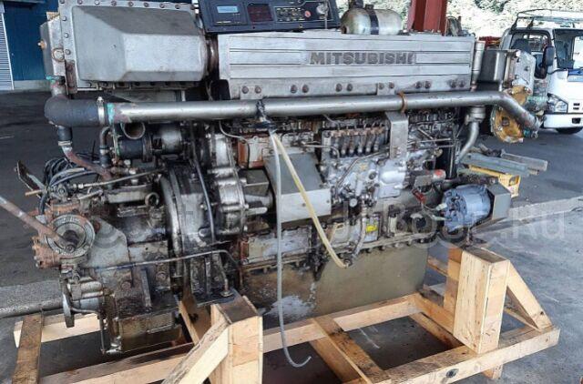 мотор стационарный MITSUBISHI S6B3F-MTK 2003 года