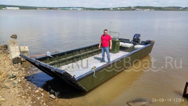 лодка Лодка аппарельная  2019 года