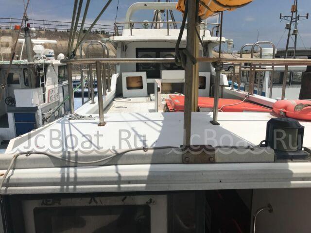 яхта моторная AZIMUT BONANZA 72F 1993 года