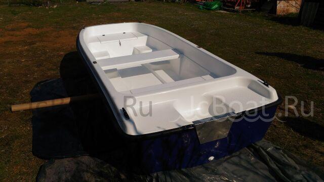 лодка пластиковая Кайман 2018 года