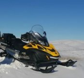 снегоход BRP SKANDIC 600 ACE купить по цене 80000 р. в Москве