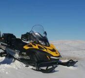 снегоход BRP SKANDIC 600 ACE
