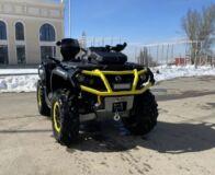 квадроцикл BRP OUTLANDER MAX 1000 XT-P купить по цене 95000 р. в Москве