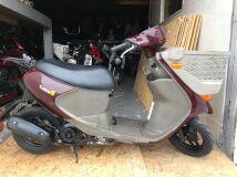 мопед SUZUKI LETS 4 BASKET CA43A-128072