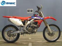 эндуро HONDA CRF450R купить по цене 210380 р. во Владивостоке