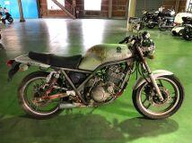 мотоцикл YAMAHA SRX 600 арт.0267