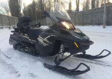 снегоход BRP LYNX ADVENTURE 1200