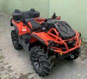 квадроцикл BRP OUTLANDER MAX 1000 XMR