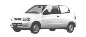 Mazda Carol 3DOOR SG 2WD 1998 г.
