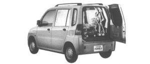 Mitsubishi Toppo  1998 г.