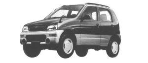 Daihatsu Terios KID CL 1998 г.