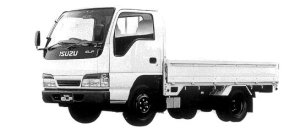 Isuzu Elf 4WD 1.5T FLAT LOW LONG BODY 1998 г.