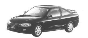 Mitsubishi Mirage Asti ZR 1998 г.