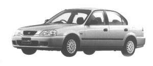 Honda Integra SJ EXi 1998 г.
