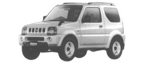 Suzuki Jimny Wide JZ 1998 г.