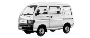 Daihatsu Hijet VAN SPECIAL 2WD 1998 г.