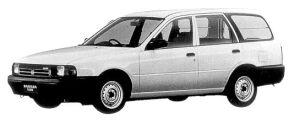 Mazda Familia VAN 1500 GASOLINE (LEV SPEC) 1998 г.