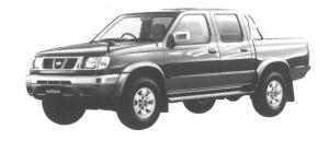 Nissan Datsun AX LIMITED DIESEL 3200 1998 г.