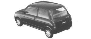 Daihatsu Mira TL 1998 г.
