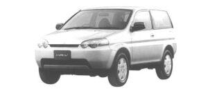 Honda HR-V JS4 1998 г.