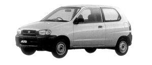 Suzuki Alto VAN VS 1998 г.