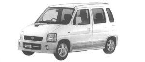 Suzuki Wagon R WIDE XZ 1998 г.