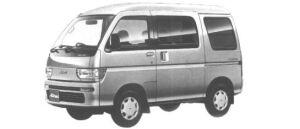 Daihatsu Atrai TURBO 1998 г.