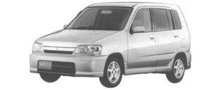 Nissan Cube X 1998 г.