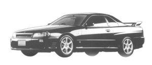 Nissan Skyline 2DOOR 25GT TURBO 1998 г.
