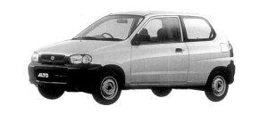 Suzuki Alto VAN VA 1998 г.