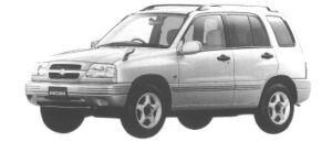 Suzuki Escudo 5DOOR 2000JZ 1998 г.