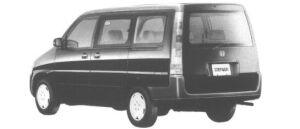 Honda Step Wagon G TYPE 1998 г.