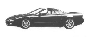 Honda NSX TYPE T 1998 г.