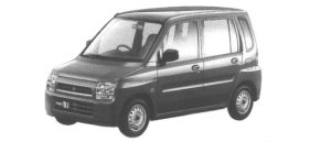Mitsubishi Toppo S 1998 г.