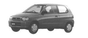 Suzuki Alto LEPO 3DOOR 1998 г.