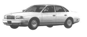 Nissan President JS TYPE G 1998 г.