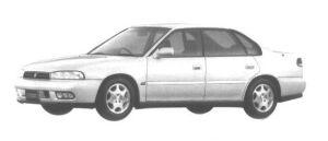 Subaru Legacy TOURING SEDAN 250T 1998 г.