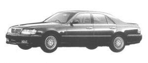 Nissan Cima 30TR 1998 г.
