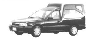 Nissan AD MAX WAGON 1500SLX 1998 г.