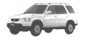 Honda CR-V SMART SCAPE 1998 г.