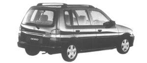 Mazda Demio GL 1998 г.